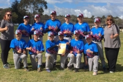 Mackillop-Boys-Softball-Team
