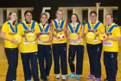 Western Sydney Academy of Sport - Netballers