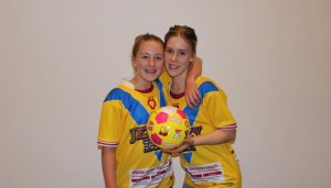 JERSEY DAY Annaliese and AJ Gremmo