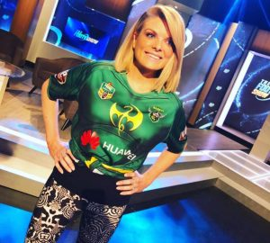 JERSEY DAY Erin Molan