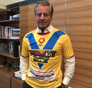 JERSEY DAY Mark Bouris