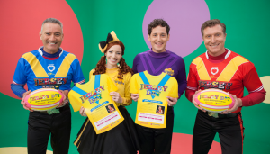 JERSEY DAY The Wiggles