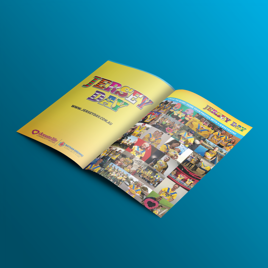 JERSEY DAY brochure