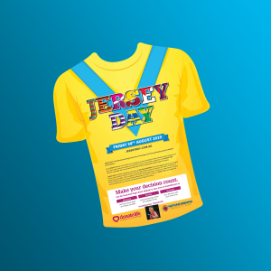 JERSEY DAY poster