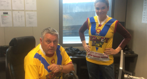jersey day ray hadley 2gb