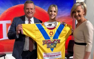 press coverage jersey day the today show